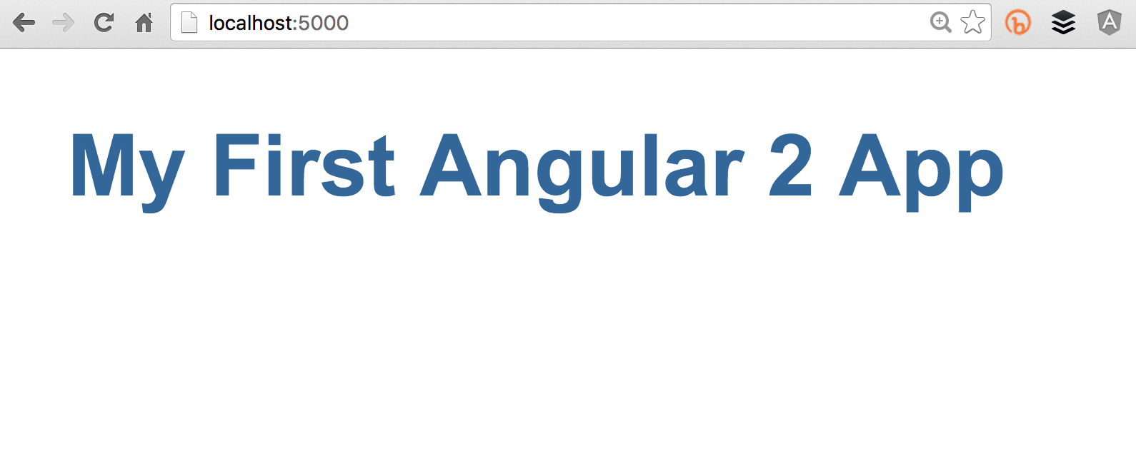 Kestrel As A Static Server For Angular on Latest Javascript Write To Console
